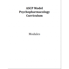 Geriatric Psychopharmacology Module